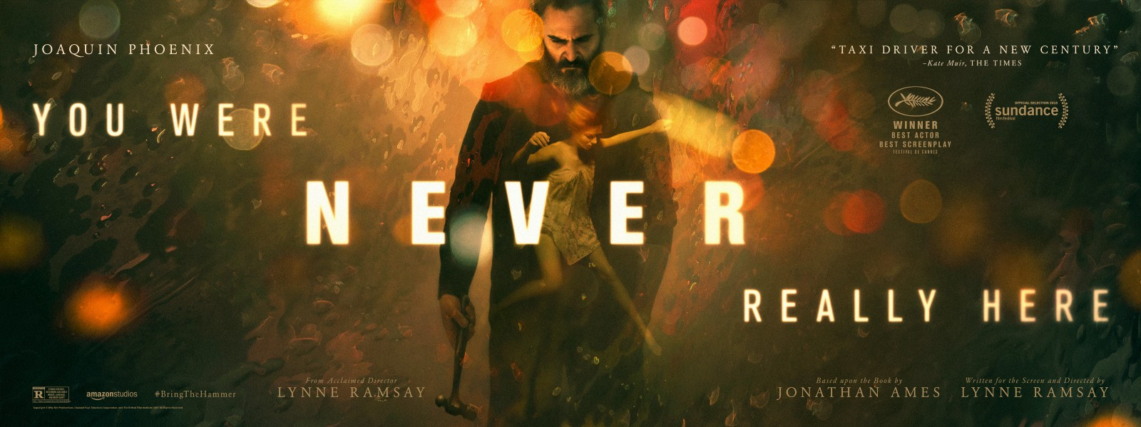 You Were Never Really Here – Critica