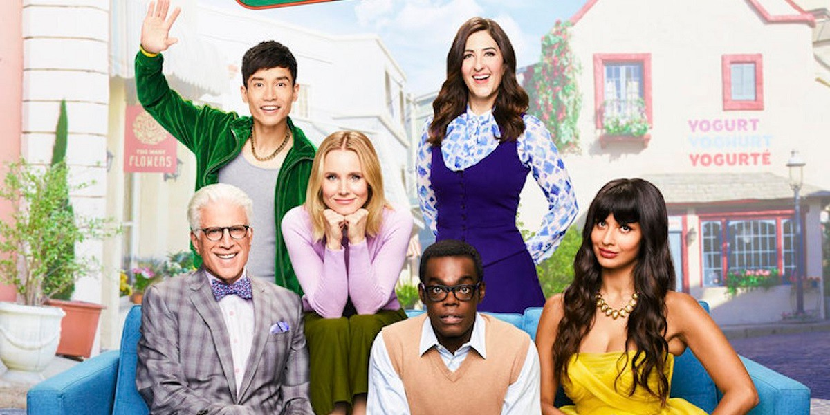 The Good Place e as coisas simples